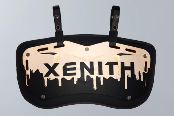 Back Plate (Gold Drip) - Team